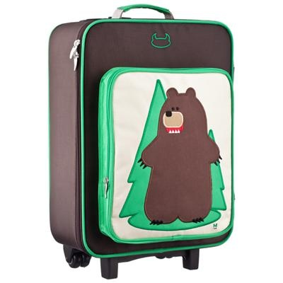 Bear Suitcase by Beatrix New York ~ Banditten.com