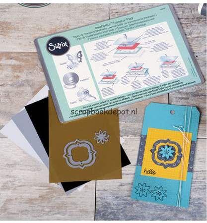 Sizzix Accessory - Inksheets Starter kit