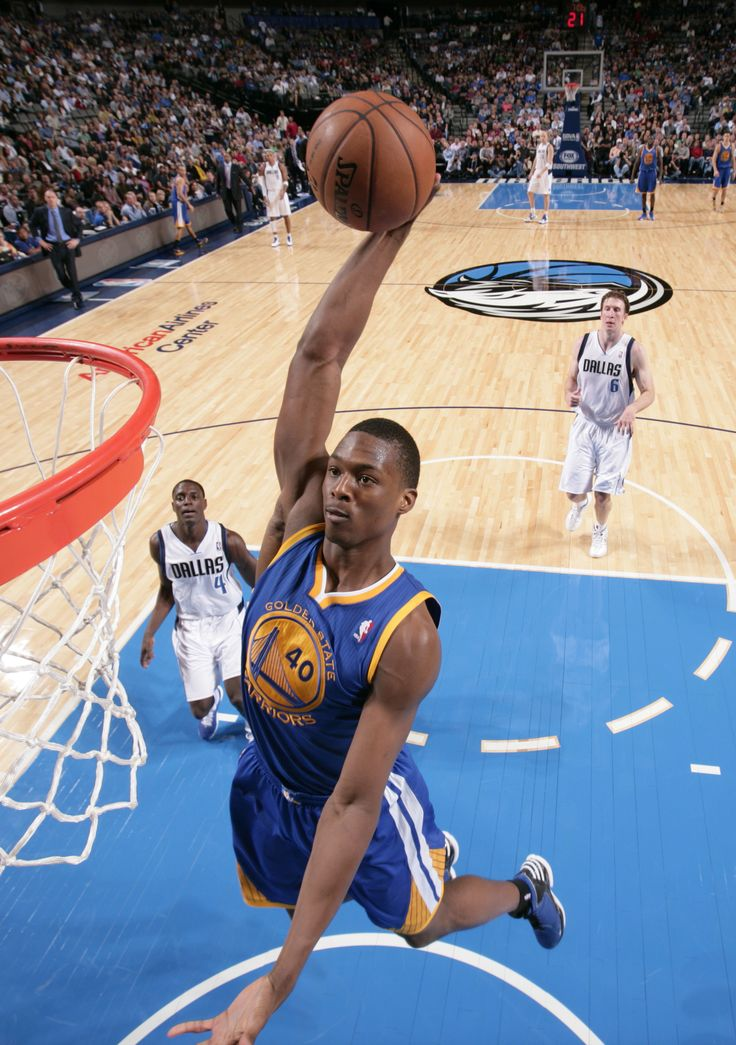 Harrison Barnes, Golden State Warriors -- now that's a poster!