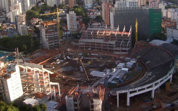 Arena Palestra - New Stadium  (Foto: Divulgação / WTorre)