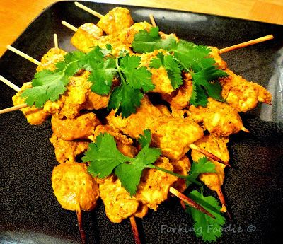Forking Foodie: Chicken Tikka and Tandoori Chicken (includes Therm...