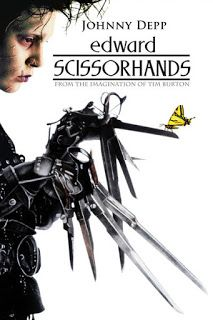 A Real Writer's Life: 14 Days of Halloween- Edward Scissorhands
