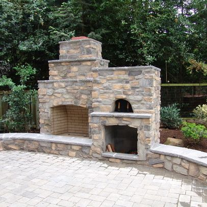 Backyard Pizza Oven Plans Design Ideas Pictures Remodel