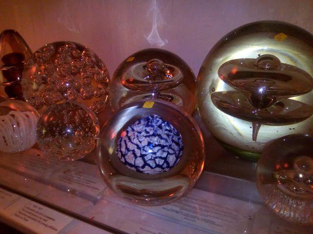 edison39.nl #Garageverkoop #Eindhoven #040 #Vintage #Antiek #Kunst #Design: Glazen bollen (kristal)