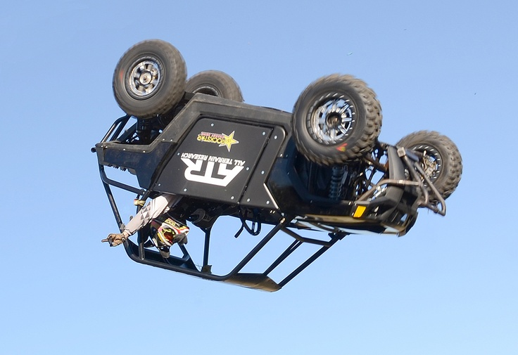 Whaaat? My cousins are on Pinterest? Gotta pin these! Caleb Moore Rzr backflip