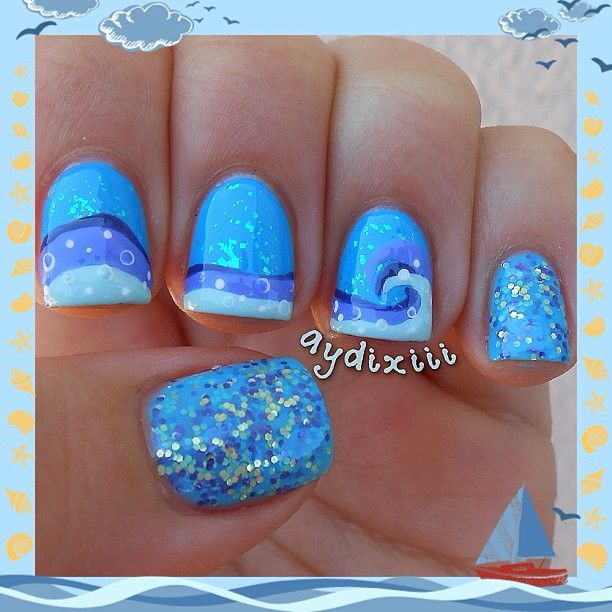 10 Cute and Easy Nail Designs Ideas - 428 Best Nail Art Images On Pinterest Make Up, Pretty Nails And
