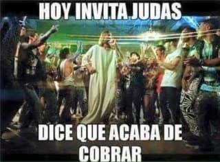 14 Memes para reír con Cristo en Semana Santa
