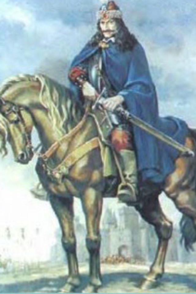 Vlad Draculea,viovode of Wallachia