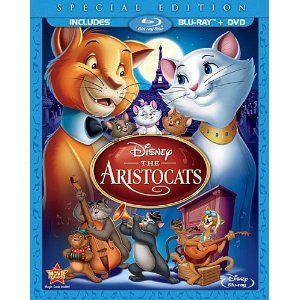 The Aristocats (Two-Disc Blu-ray/DVD Special Edition in Blu-ray Packaging) (Walt Disney)