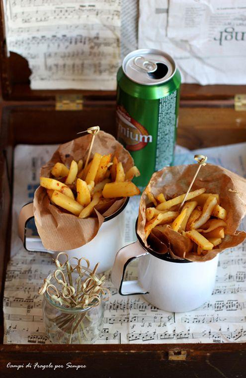 Le patate al forno più buone che abbiate mai mangiato.