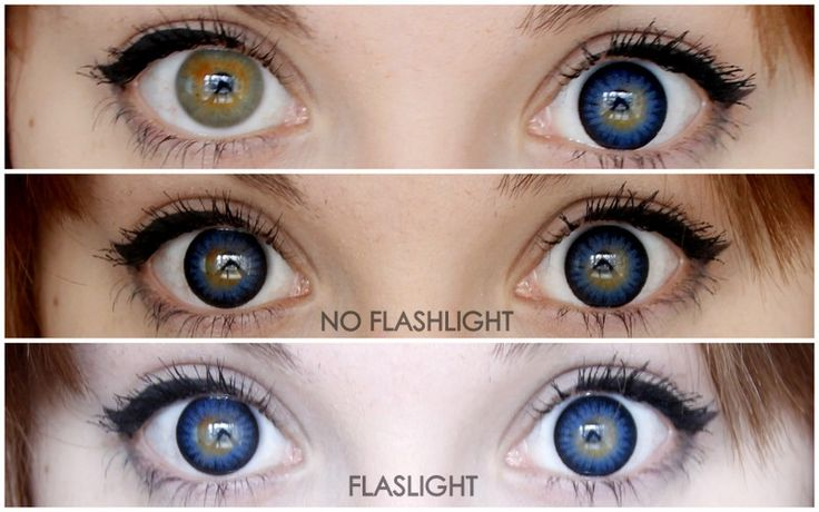 how to get colored contacts