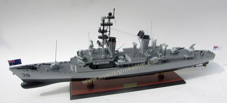 HMAS Perth D38 Destroyer