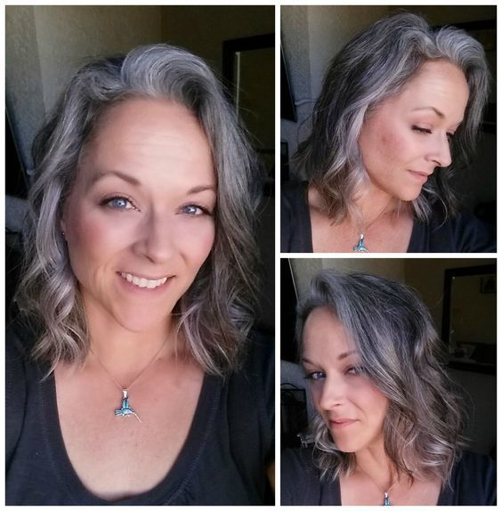 how to make grey hair dye at home