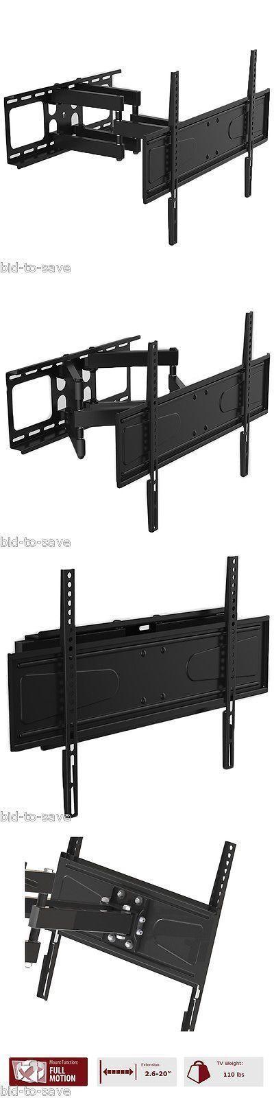 TV Mounts and Brackets: Felji Full Motion Plasma Lcd Led Tv Wall Mount 26 32 37 40 42 46 47 50 52 55 60 -> BUY IT NOW ONLY: $33.99 on eBay!