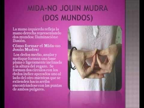 Mudras: El arte de sanar con las manos 2-2 - YouTube