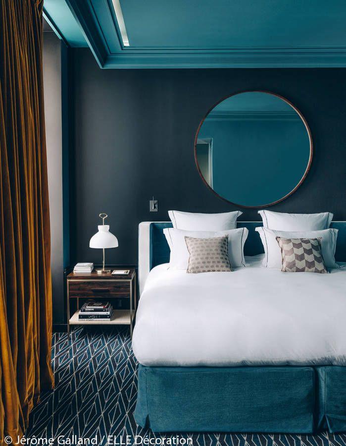 les 25 meilleures id es de la cat gorie rideau bleu canard sur pinterest rideau bleu turquoise. Black Bedroom Furniture Sets. Home Design Ideas
