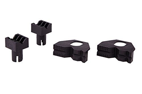 From 5.75:Wolfcraft 6174000 Plastic Vice Jaws (4 Pieces)