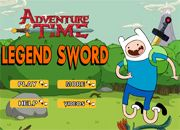 Adventure Time Legend Sword
