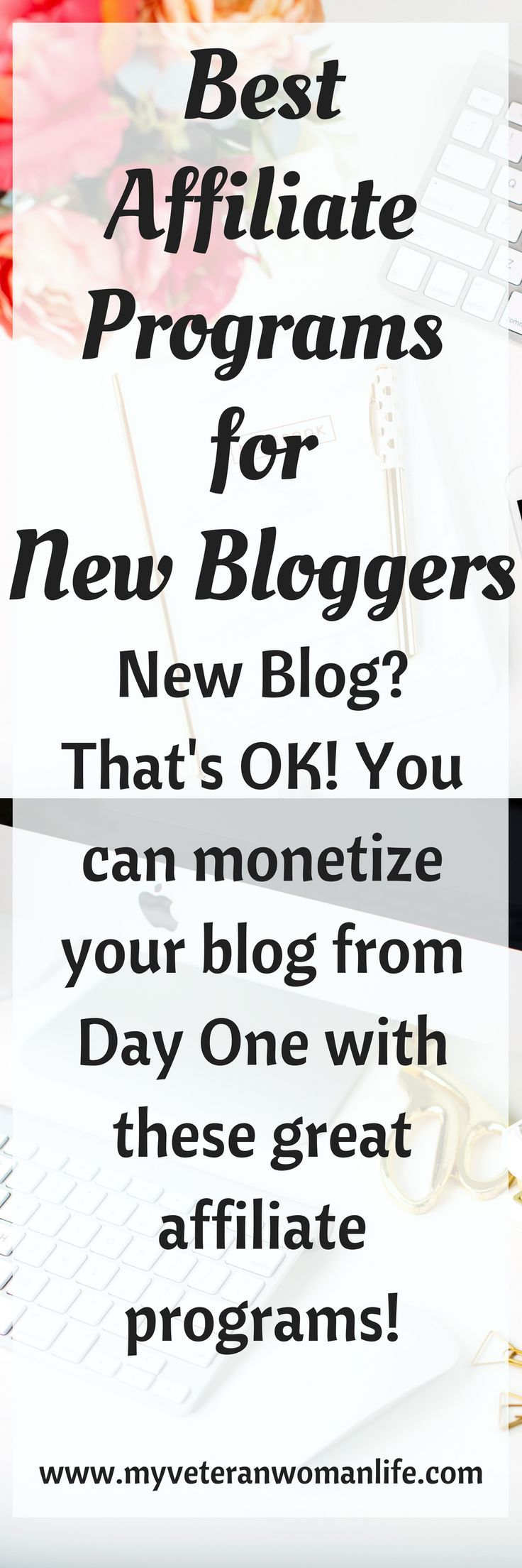You don't need to wait months to start monetizing your blog. Start earning money from DAY ONE with these great affiliate programs for new bloggers.