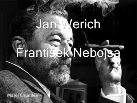 Jan Werich - František Nebojsa
