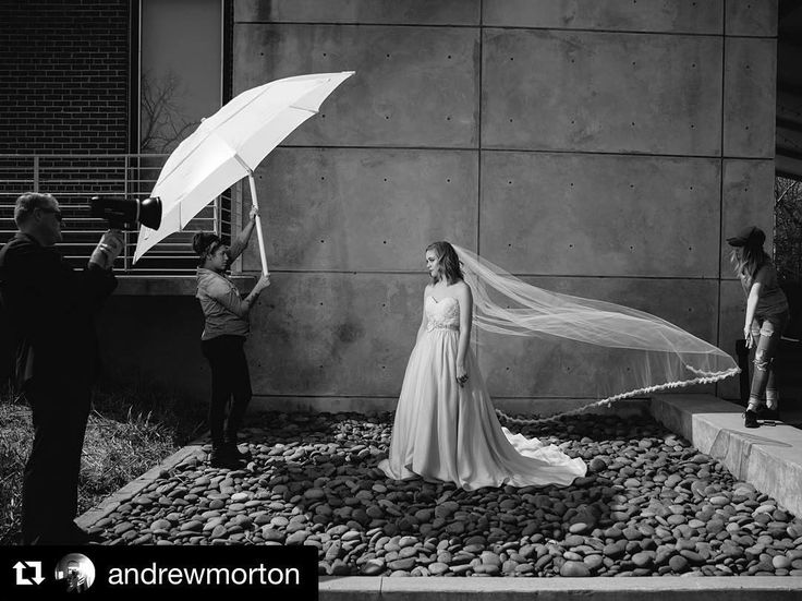 Behind the scenes by @andrewmorton    This week has been a really bad with my family having the flu  Here is BTS shot from today. @godox_photo_equipment with a Sun Buster. Didn't like the setup so we moved on to a different spot.