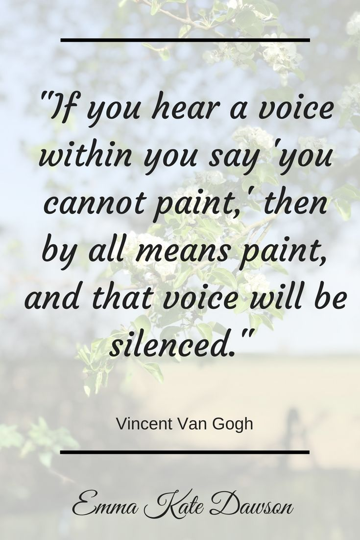 Inspiring words to help you silence your inner critic and build ...