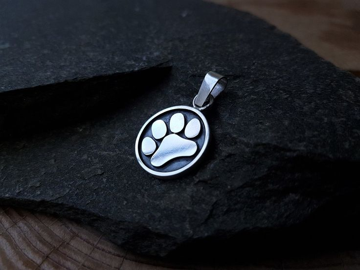 Silver dog pendant jewellery