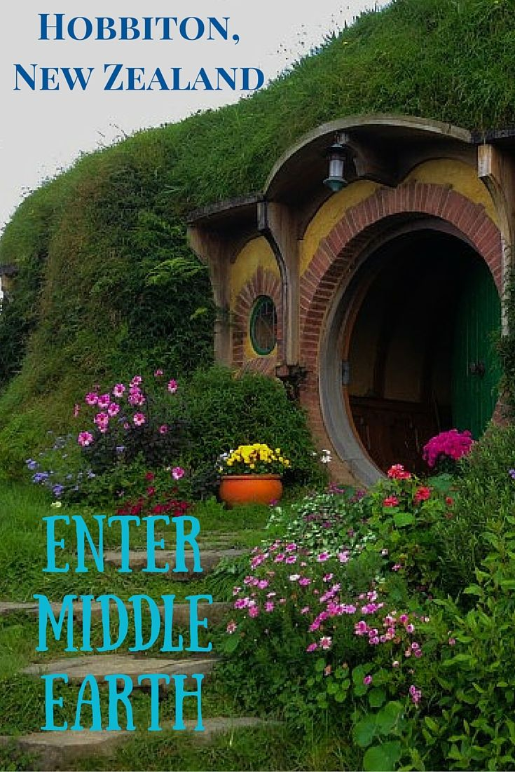 Enter Middle Earth where The Hobbit & Lord of the Rings Were Filmed