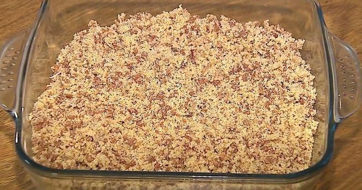 Aprenda a fazer uma crocante farofa de proteína de soja; veja o preparo
