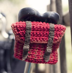 bike seat mini rucksack