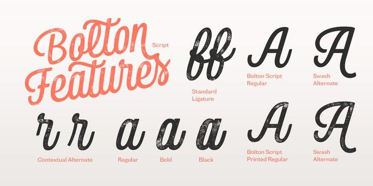 Bolton - Webfont & Desktop font « MyFonts