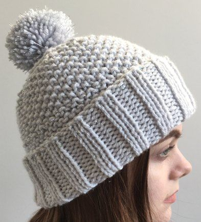 Sea Silver Hat knitting project by The Lonely Sea shared on the LoveKnitting community. Find this project and more knitting inspiration at LoveKnitting.Com.