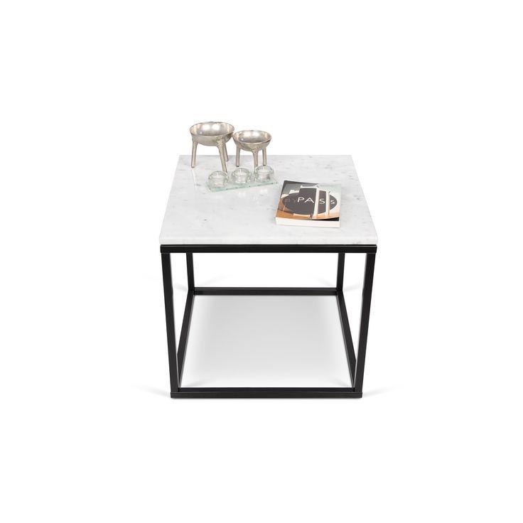 Prairie 20X20 Marble End Table 059042-PRAIRIE20MAR