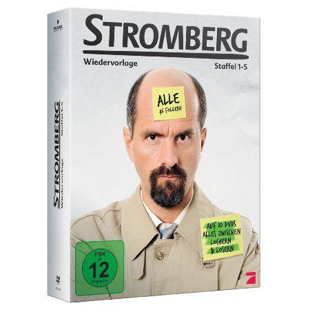 "Stromberg Wiedervorlage Staffel 1-5  ""hoechstgradigst fragwuerdigst""  Bernd Stromberg"