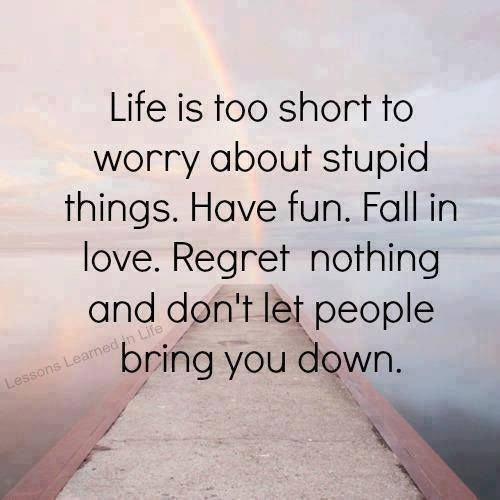 Short Inspirational Quotes About Life: Life Is Too Short ... Enjoy It!!! Inspiration, Motivation