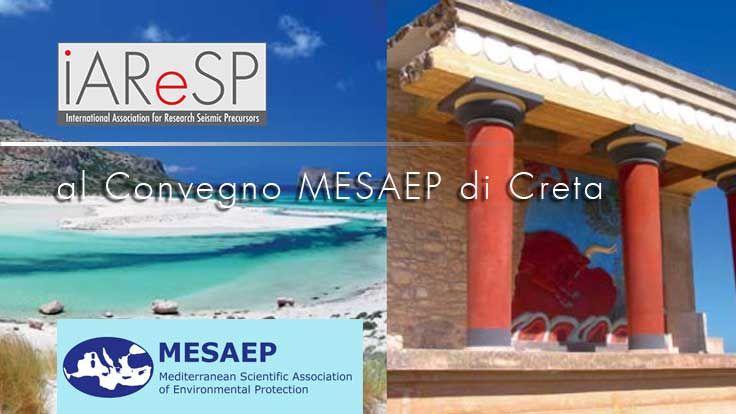 iAReSP al Convegno MESAEP di Creta