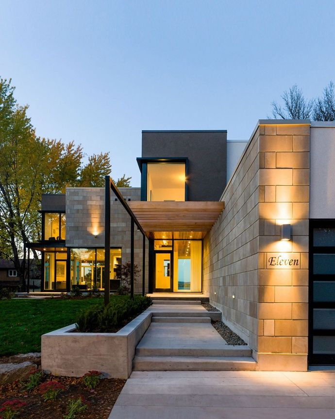 31 best L-Shaped House Design images on Pinterest | House design ...