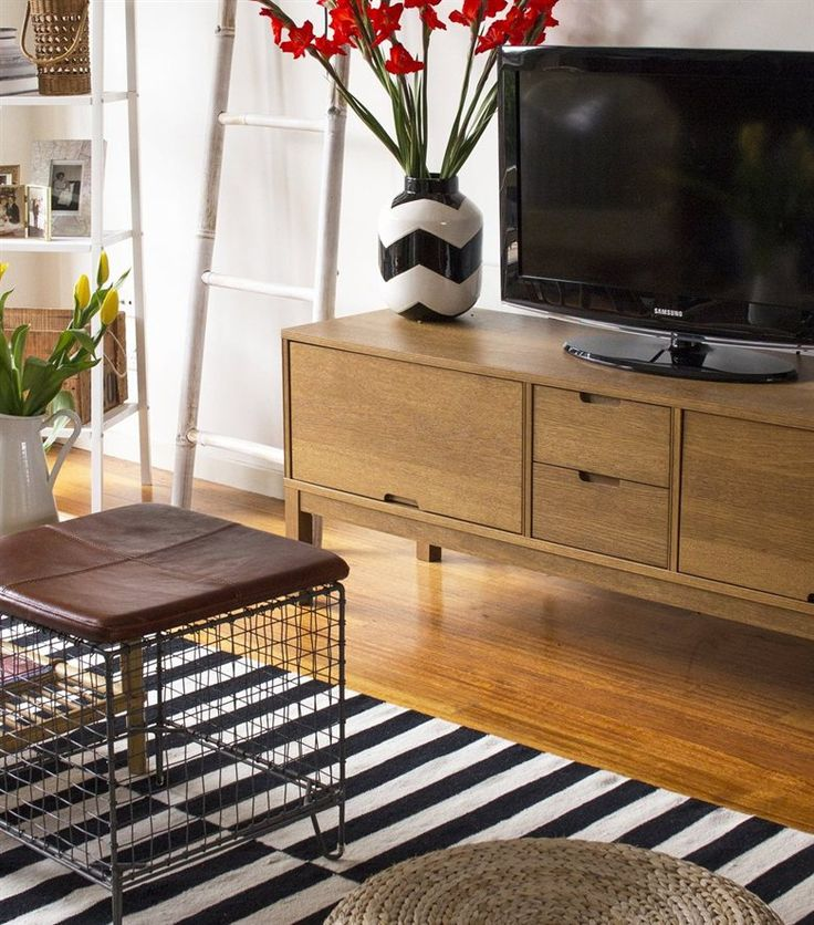Retro Cool STOCKHOLM TV Cabinet