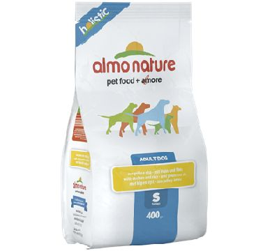 Win a bag of Almo Nature small dog food