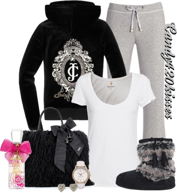 """Juicy"" by candy420kisses on Polyvore"