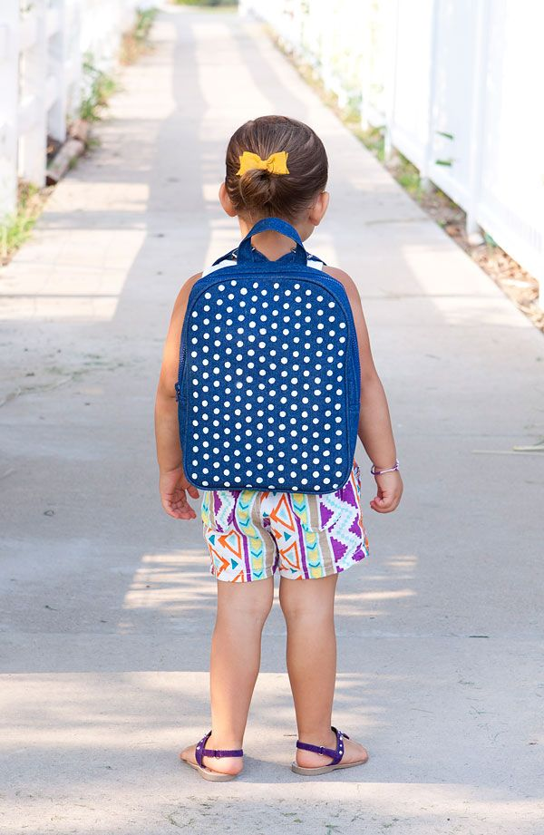 Backpacks and book bags are neat because they're practical, but they can also be very stylish. Well, surprise! They can also be an awesome outlet for your