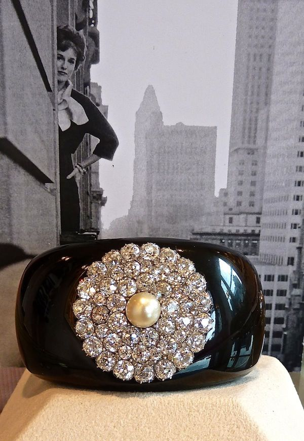 Channeling Babe Paley at Verdura - holiday 2012 collection
