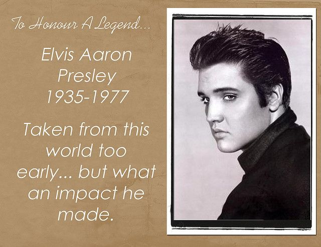 Elvis YES HE HAS GONE BUT HIS SPIRIT & ENERGY IS STILL ALIVE.