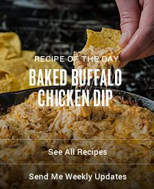 Baked Buffalo Chicken Dip Recipe | Traeger Wood Fired Grills