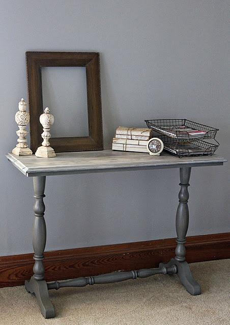 Sofa tableSofa Tables, Homework Station, Painting Furniture, Diy Furniture, East Barns, Sofas Tables, Shabby Chic Sofas, Painting Tables, Chalk Painting
