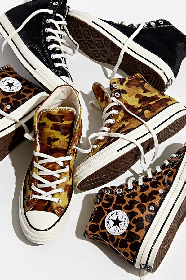 Converse Chuck 70 Pony Hair Sneakers