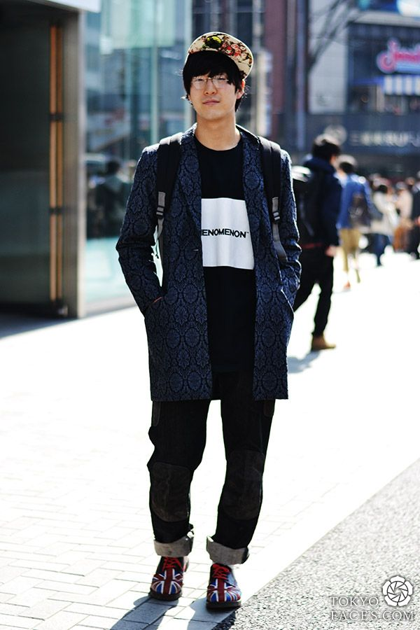 Best 25+ Japanese fashion men ideas on Pinterest | Men ...