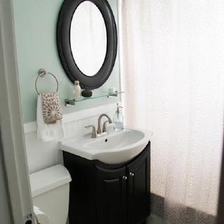 More Ideas For A Small Bathroom Retro Bad Pinterest