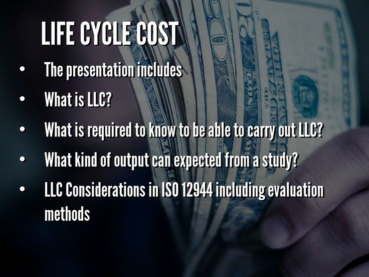 """Life Cycle Cost"" - A Haiku Deck: LIfe Cycle Cost of a Coating Project. It is important to know how to study LLC. LLC will let the owner's know and determine the range or estimate of total cost of different coating systems in a given project starting from it's construction period and to it's maintenance scheme."