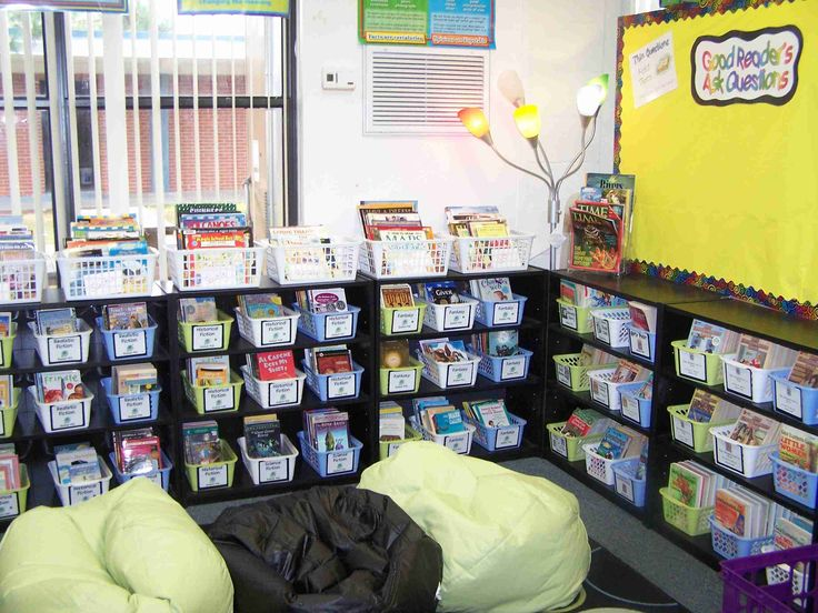 classroom library!